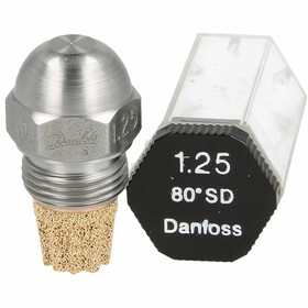 Öldüse Danfoss 1,25-80 SD