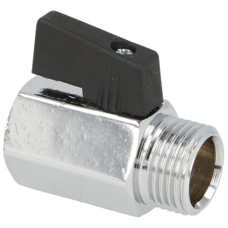 I//A Messing Kugelhahn Mini PN 16 3//8 Zoll