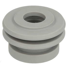 Lip seal for urinal inlet set grey