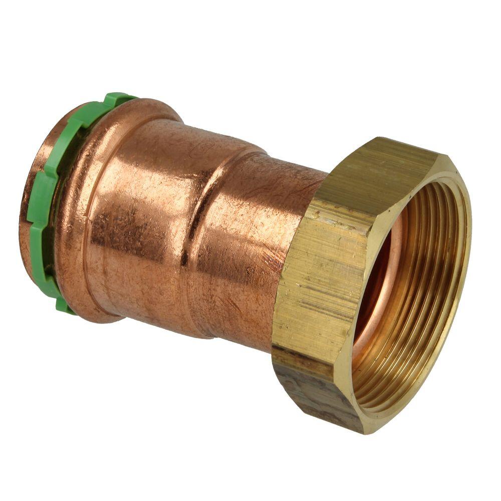 Pressfitting Kupfer halbe Verschraubung 28 x 1 1//4 IG Kontur V