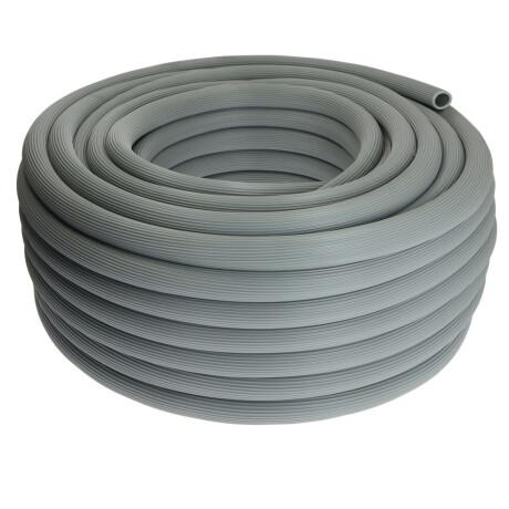 KS-grau Airfit Schlauchkupplung beidseitig für Schlauch von Ø 8 bis 25 mm